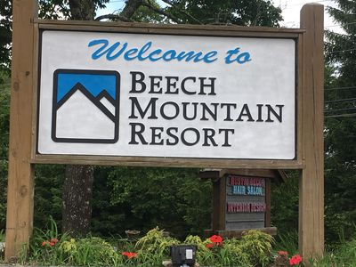 Photo for Beech Mountain offers fresh air, hiking, nature, and peace.  No crowds! Book Now