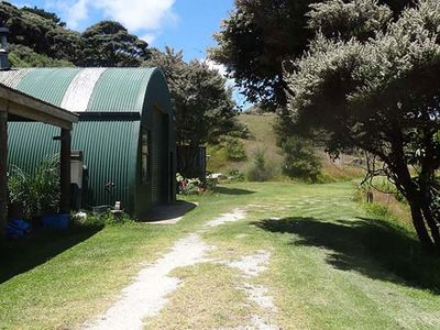 Photo for The snug and secluded Wilson Road Magic Lodge