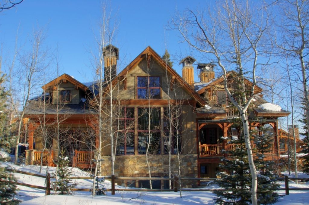 Ski In/Out Luxury 6bdrm Home @ The Canyons, Snyderville