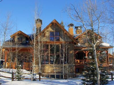 Photo for Ski In/Out Luxury 6bdrm Home @ The Canyons
