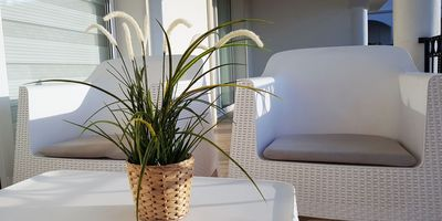 Photo for Sea Magic Park A7/2 Stylish 2-bed garden apartment