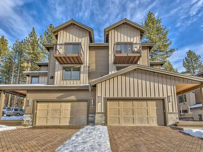 Photo for New Luxury Home - Short Walk To Lake Tahoe