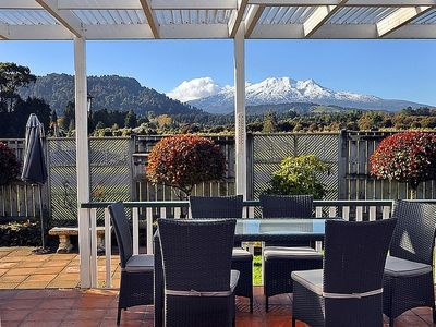 Photo for Shannon House - Ohakune Holiday Home