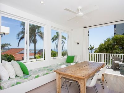 Photo for Perfect beachside family hideaway with pool and very short walk to Coogee beach