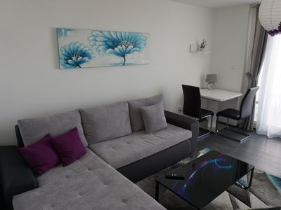 Photo for Modern Studio Apartment With Great View