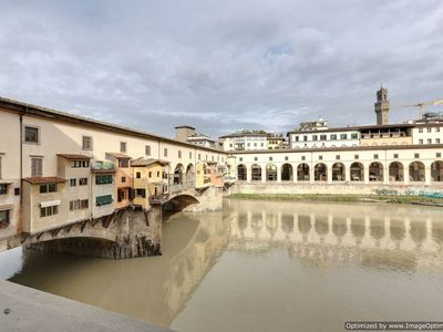 Photo for 3 bedroom Florence apartment to let, florence apartment on Arno River, holiday rental Florence