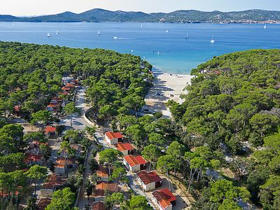 Photo for 2 bedroom Villa, sleeps 6 in Crvena Luka with Air Con and WiFi
