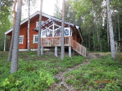 Photo for Vacation home Neitlinna in Mikkeli - 4 persons, 1 bedrooms