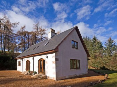 Photo for Glenlivet Luxury Villa in The Cairngorms National Park right on The Whisky Trail