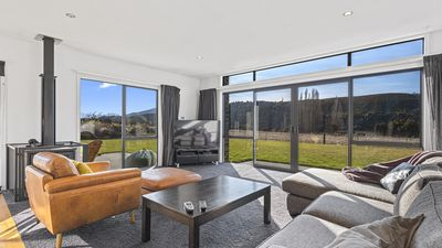 Photo for Hikuwai Haven | Mountain views | Warm and sunny