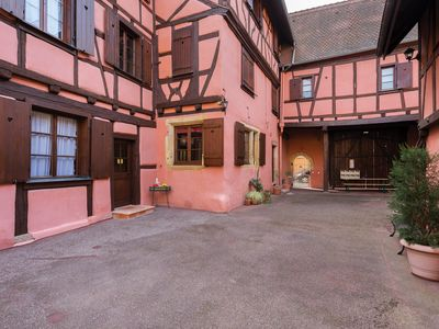 Photo for Cottage *** historic center of Colmar (free parking nearby)