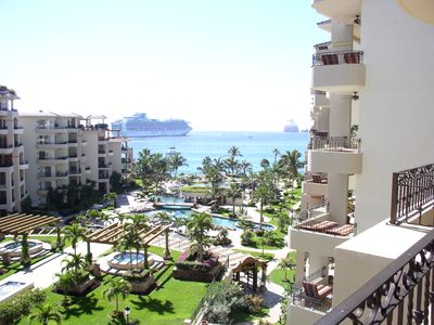 Photo for Ocean View Two Bedroom Resort Villa, 'Villa La Estancia' Cabo San Lucas