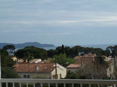 Photo for 6 people SEA VIEW APARTMENT 500 METERS FROM THE SEA AND THE PORT