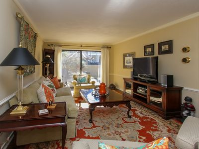 Photo for 932 Cutter Court -Steps to Harbourtown & Trolley Ride to the Beach.