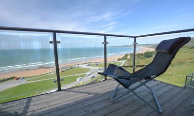 Photo for Clifton Court APT 20   Indoor Swimming Pool and Panoramic Sea & Beach Views WOW!