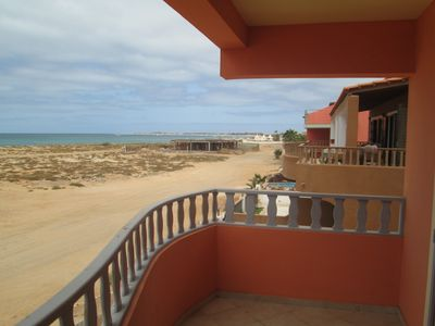 Photo for Sal Island Coral apartment two bedrooms with balcony sea view