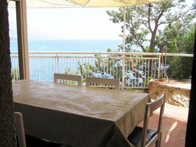 Photo for Apartment Mako  A(7)  - Pisak, Riviera Omis, Croatia