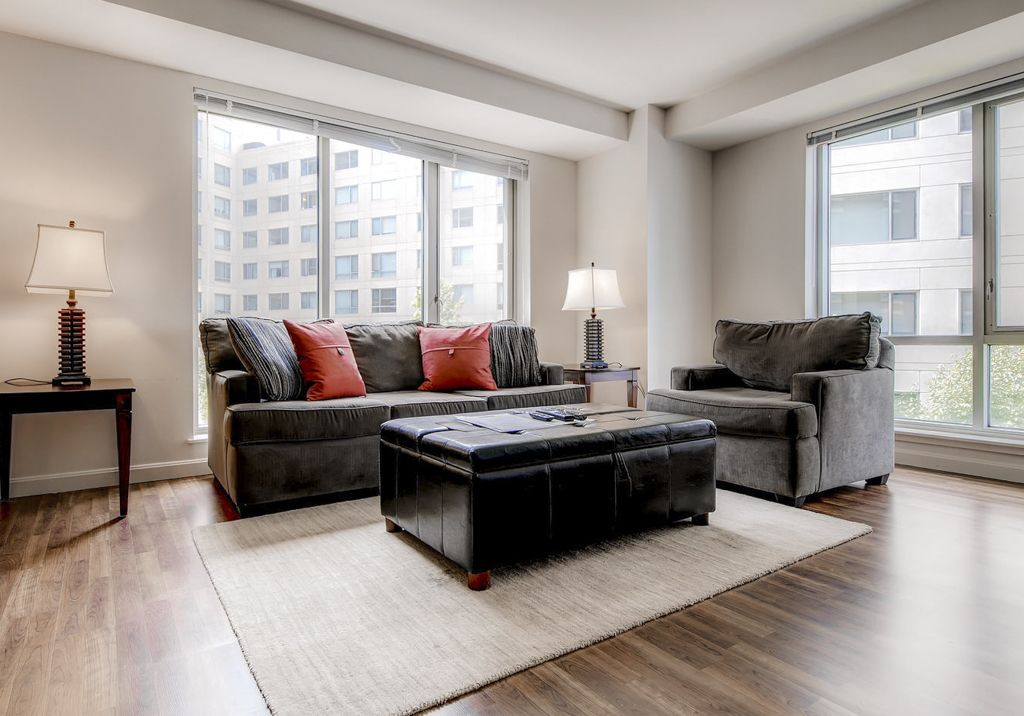 Lux Furnished 2BR Boston Fenway Apt.