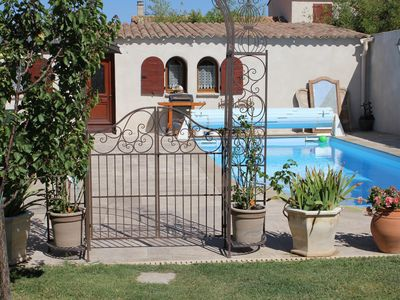 Photo for 1BR Villa Vacation Rental in Canohès