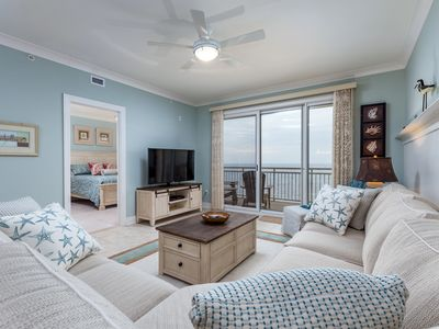 Photo for Luxurious Oceanfront at Gateway Grand - Great View, Wi-Fi, Pools & Game Room