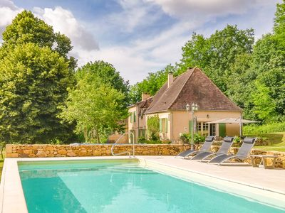 Photo for Farmhouse with private swimming pool, furnished in a personal and loving way.