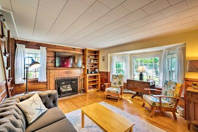 Seek out the comforts of home during your stay in Cape Cod!
