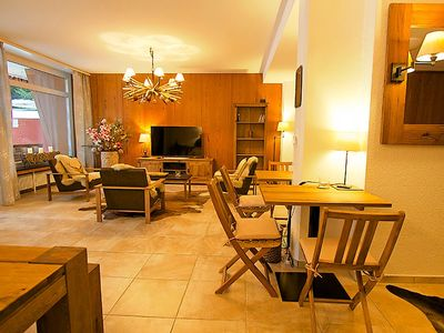 Photo for Apartment in the center of Davos with Lift, Parking, Internet, Washing machine (52993)