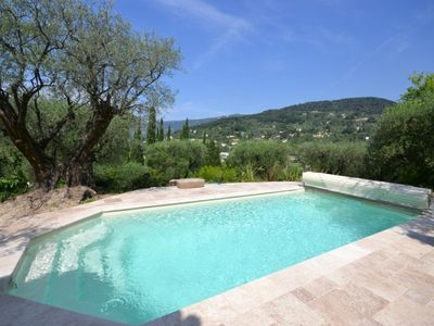 Photo for Beautiful stone villa rental with private pool - 1-7 people