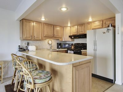 Photo for FREE DAILY ACTIVITIES!!  FREE WIFI!!! OCEANBLOCK!!! Enjoy a fun-filled vacation in the comfort of this updated 2 BR, 2 BA condo.