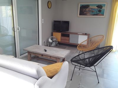 Photo for New house located in Cuges les Pins 10 minutes from the Castellet circuit