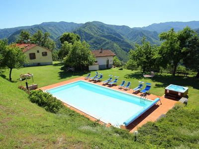 Photo for Apartment Azienda Agricola Piano Rosso  in Marradi, Florence Countryside - 5 persons, 2 bedrooms