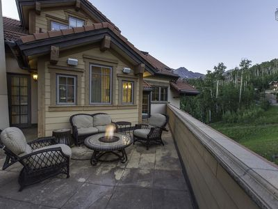 Photo for Large Luxury Penthouse in Mtn Village Core with Hot Tub Overlooking the Slopes: Heritage Crossing Penthouse