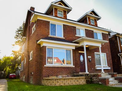 Newly Renovated  Historic Detroit Home