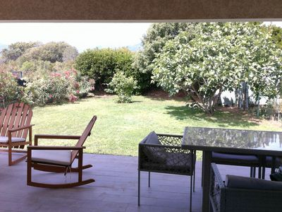 Photo for VILLA 10 minutes from the sea, beautiful sandy beaches. CLIMATISEE, Very calm, View