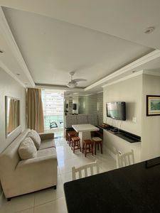 Photo for High standard apt on Pitangueiras beach with sea view