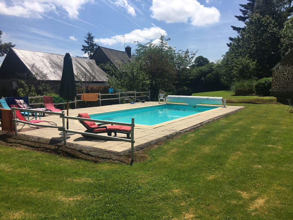 Property Image#2 House With Pool In Normandy