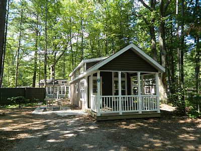 Photo for Family Friendly RV Resort - Cottage - Sleeps 6 - Traverse City - Pet Friendly