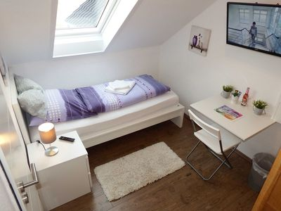 Photo for Single Room 6 - Jenny's Ferienappartements