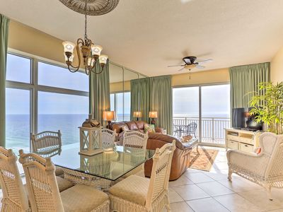 Photo for NEW! Oceanfront Panama City Beach Penthouse w/Pool