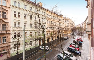 Photo for 1 bedroom accommodation in Praha 2