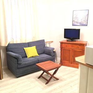 Photo for Cozy, Refurbished Studio With Single Bed & Double Sofa Bed