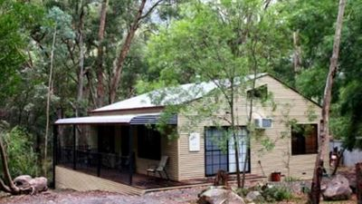 Photo for Fully self contained cottage in a beautiful natural setting with a spa and fire