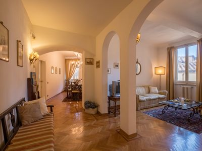 Photo for Charming apartment in the heart of Florence - Two Bedroom Apartment, Sleeps 4