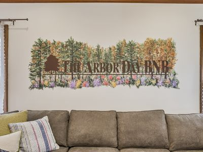 Photo for The Arbor Day BNB - Completely updated