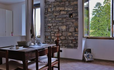 Photo for 1BR Apartment Vacation Rental in Faggeto Lario
