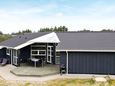 Photo for Vacation home Henne Strand in Henne - 8 persons, 4 bedrooms