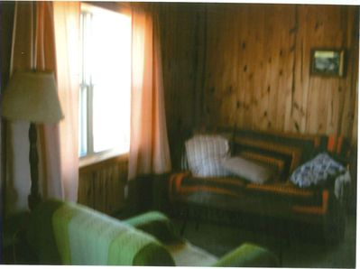 This is another view of the living room.