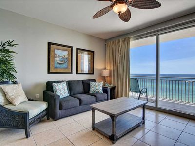 Photo for Fully Tiled Nautical Themed Unit With Grand Sixth Floor View! All new stainless kitchen appliances!