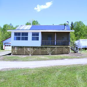 Photo for Vacation Station Renovated Willoughby Cottage With Antique Train