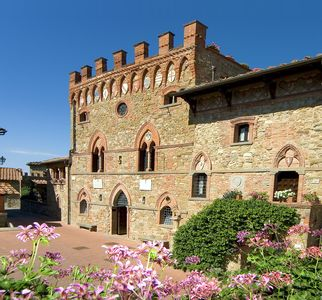 """Photo for apartment of the """"Fosso"""" in the medieval walls of the fortress"""
